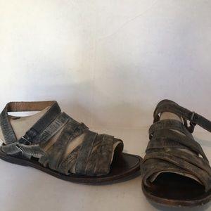 Farylrobin Free People Jettsetter sandal. Size 10